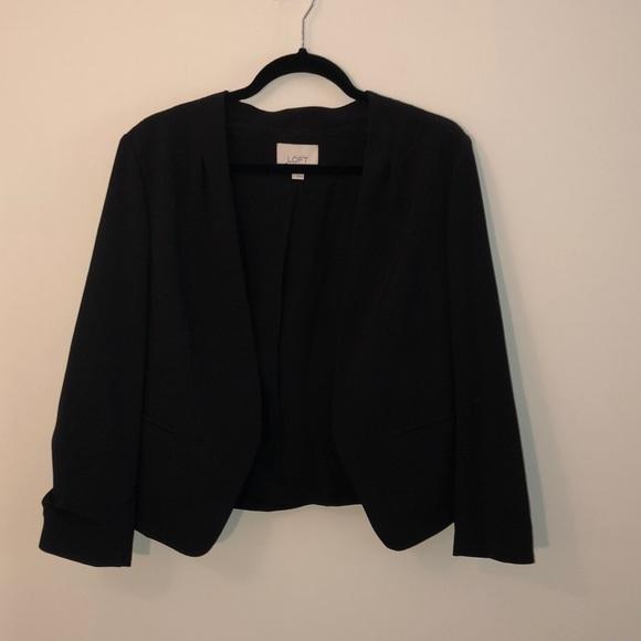 LOFT Jackets & Blazers - LOFT black blazer